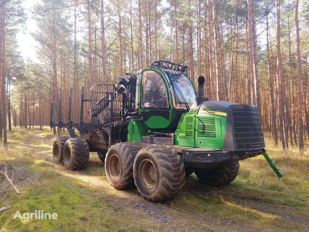 porteur forestier JOHN DEERE 1210E